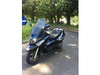 *FOR SALE 2010 PIAGGIO XEVO 125cc ONLY £1050*