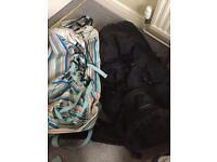 Back packers rucksack x 2