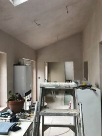 Plasterer with reasonable prices.