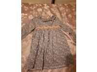 Girls dresses age 2-3 years (excellent condition)
