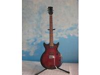 Gibson All American II guitar '96 USA old rare vintage stunnerwith OHSC!