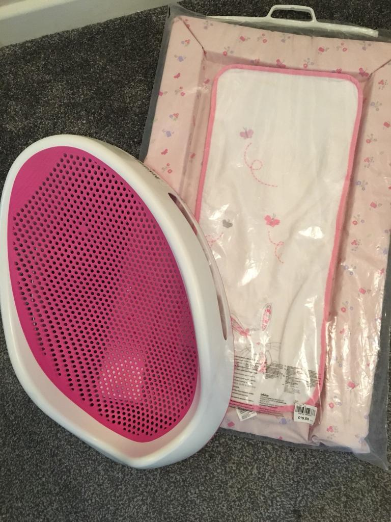 Angelcare bath and changing mat