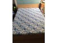 Double mattress used but good condition