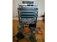 Cisco CCNA Lab (1841, 2611xm, 2811,2801, 2950 switches)
