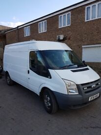 2011/61 Ford Transit 2.4 TDCi 350 MWB Medium Roof Van