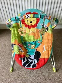 BABY BOUNCER BRIGHT STARTS £15 ONO