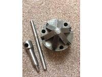 Toolmaker engineering lathe precision chuck 6 jaw