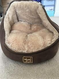Cat/kitten bed