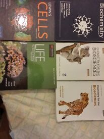 Biological Science Books