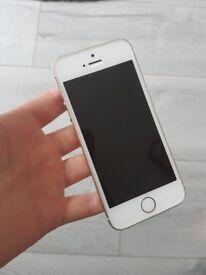 I phone 5s 16gb gold