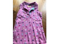 Joules girls dress Age 6