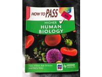 Higher Human Biology SQA past papers and how to pass success guide