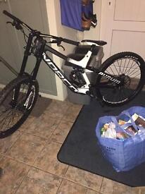 Norco down hill bike
