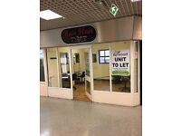Hairdressing Business To Let - Cannock Shopping Centre! Established over 15 years!