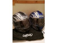 Brand new Box motorcycle helmets