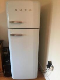 Smeg Fab 30 fridge freezer