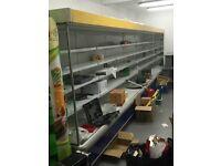 6 meter Retail commercial fridge for sale