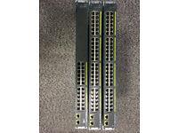 Cisco 2960 24 and 48 port