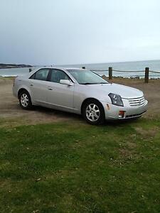 *NEW PRICE* 2007 Cadillac  CTS Sedan