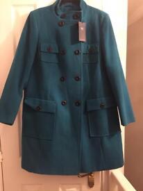 Women's coat size 18