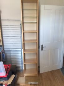 Ikea billy bookcase beech