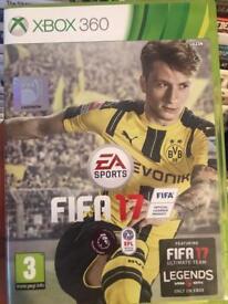 FIFA 17 Xbox 360 £8