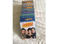 Seinfeld Box Set DVDs