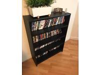Black BILLY bookcase