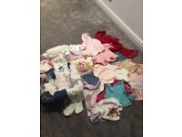 GIRLS 0-12 CLOTHES BUNDLE
