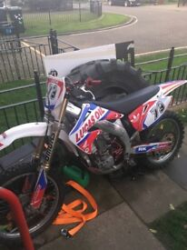 Crf450 for sale