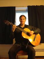 GUITAR AND UKULELE LESSONS IN CDN, NDG, PLATEAU...