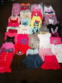 Massive bundle of girls clothes aged 6-7