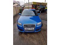Audi a3 s line quattro limited edition rare