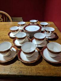 Royal Stafford Tea set (32pc)