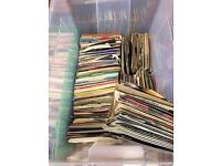 """Massive 7"""" record collection"""