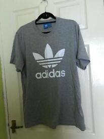 Adidas Grey Tshirt