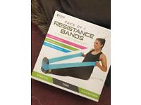 Pack of 3 Resistance bands
