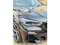 2019 69 BMW X5 M SPORT BLACK 7 SEATER FULL SPEC MUST SEE 3.0D