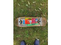 G&S Streep Chomp vintage skateboard - original from 1990/1991