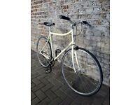 Single Speed Foffa Bike 55cm: Brand New