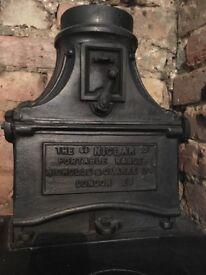 Original Nicholls and Clarke stove