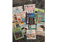 Large collection of kids Science and Experiment books.