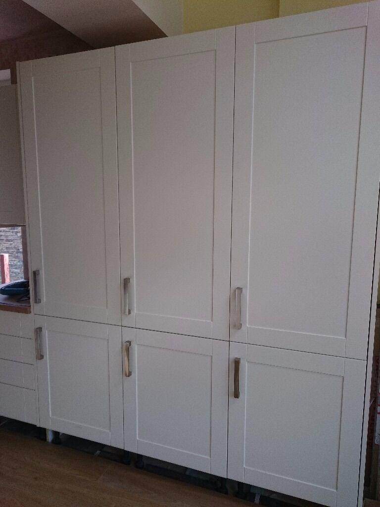 6x Kitchen Or Bedroom Wardrobe Doors Howdens New In Cookridge