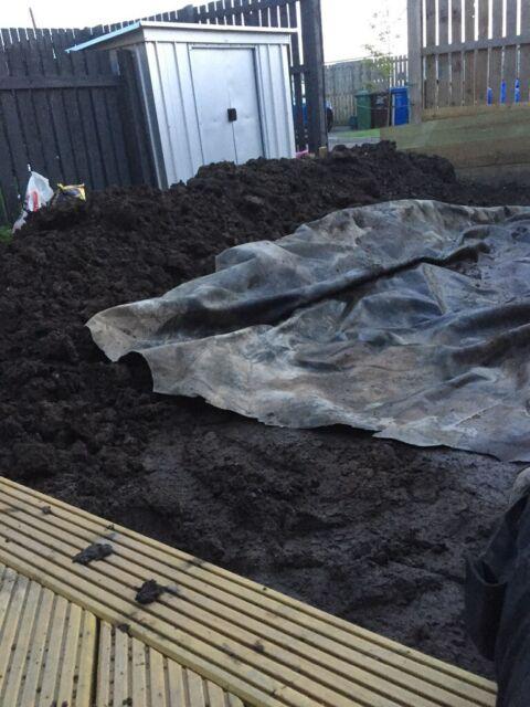 Ton Of Topsoil >> 2 3 Ton Of Topsoil Going Free In Glasgow Gumtree
