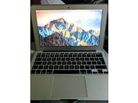 "Macbook air 11"" early 2014 perfect condition"