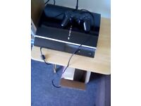 PS3 Good condition 1 control 2 games