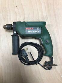 Bosch 230V Hammer Drill