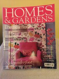 Homes & Gardens x 4