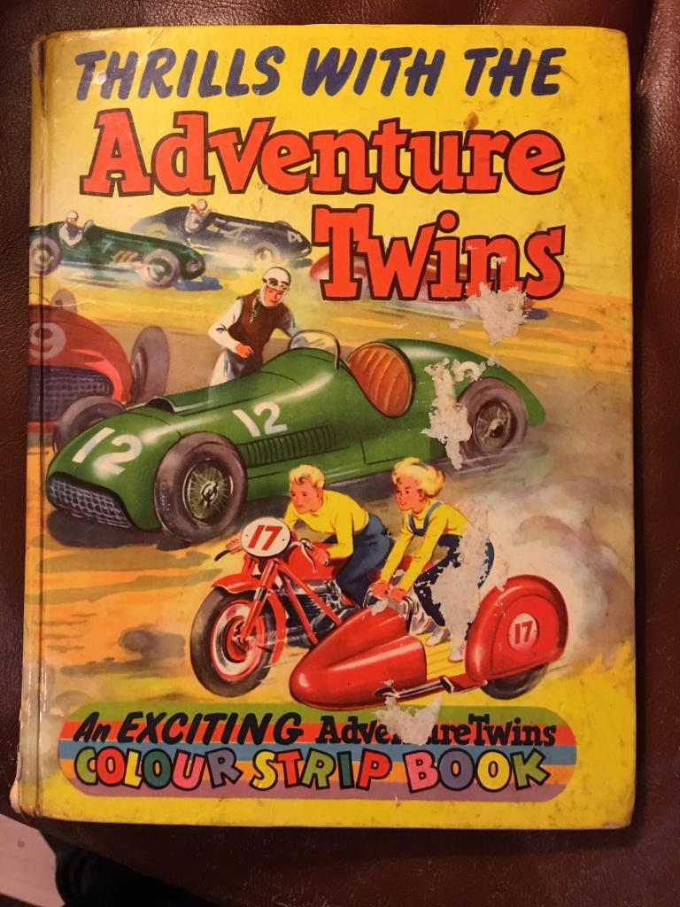 The Adventure Twins 1962.