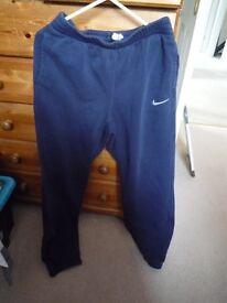 Boys Nike Jogging Bottoms